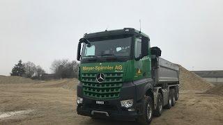 Mercedes Benz Arocs 4463
