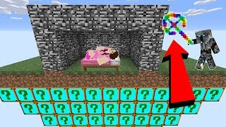 Minecraft: *INSANE* PLURAL LUCKY BLOCK BEDWARS! - Modded Mini-Game