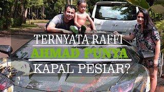 Raffi Ahmad Ternyata Miliki Kapal Pesiar Mewah, Harganya Fantastis Banget!