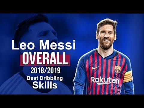 Lionel Messi 2019 - Best Dribbling Skills - HD