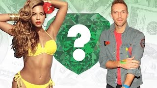 WHO'S RICHER? - Beyonce or Chris Martin? - Net Worth Revealed!