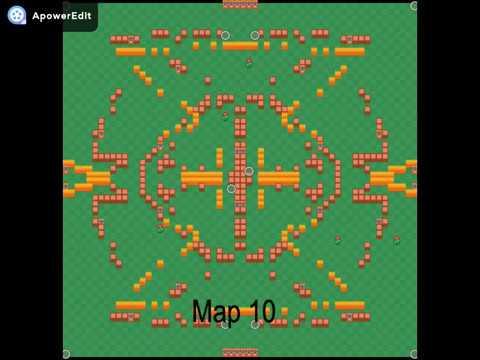 Eu estou a criar mapas para a Supercell?
