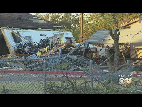 DISD Provides Update On Damages Seen On School Campuses