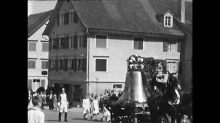 Glocken Aufzug Katholische  Kirche 1938 - Berneck SG