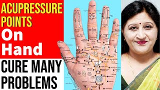 Acupressure Points On Hand - Press These Points On Your Palm And Amazed With The Results