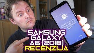 Samsung Galaxy A6 (2018) recenzija - isto slovo, nova brojka (08.05.2018)