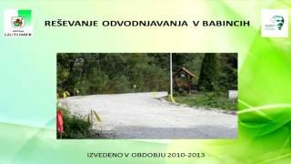 Predstavitev predloga proračuna Občine Ljutomer za leto 2014