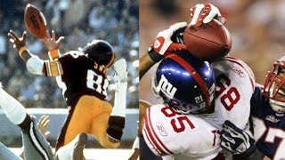 NFL Best Play of Every Super Bowl!