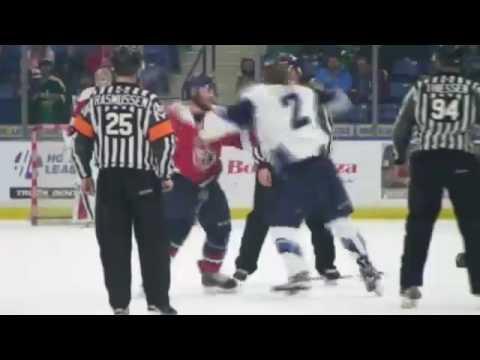 Jantzen Leslie vs. Zane Franklin