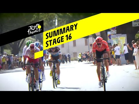 Video | Samenvatting etappe 16 Tour de France 2019