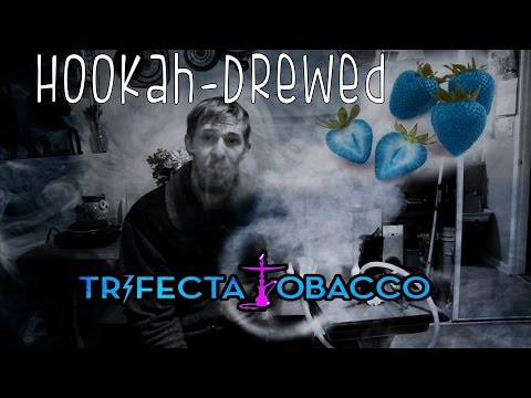TRIFECTA TOBACCO Blue Strawberry Review