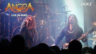Angra - Live, Paris 2016 (Newborn Me - Waiting Silence - Final Light) - Duke TV