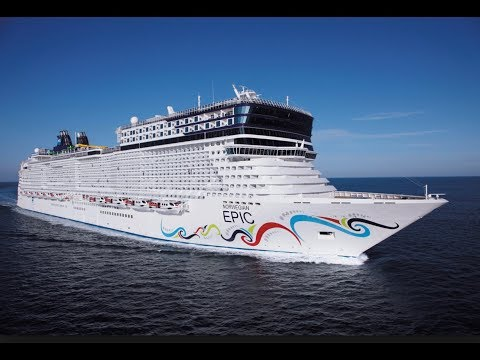 NCL Epic Mediterranean Cruise 2017 HD