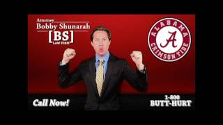 Bobby Shunarah Butthurt By Alabama Attorney