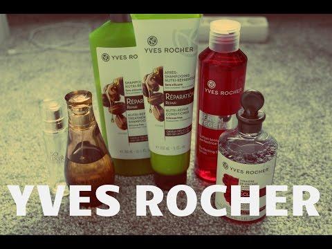 YVES ROCHER | moje nejnovější produkty - recenze