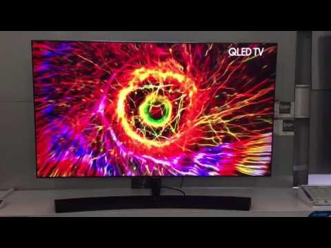 2017 Samsung QLED Q7 65-inch