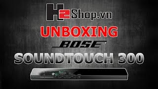 H2shop Loa Bose Sound Bar Sound Touch 300
