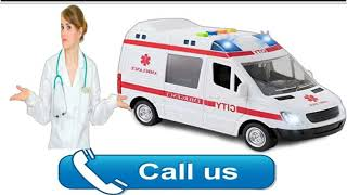 Call for Life-Sustaining Road Ambulance Service in Patna and Darbhanga