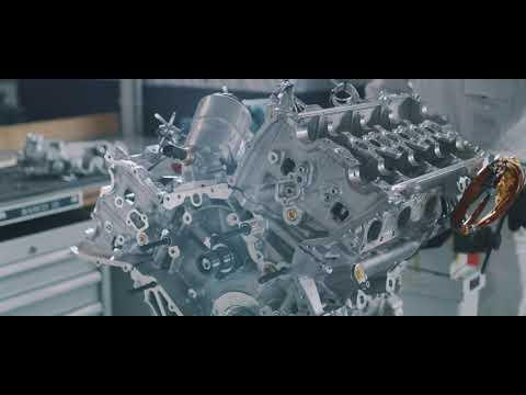 Maserati MC20 Engine Lab
