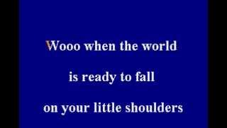 J. D. Souther - You're Only Lonely - Karaoke