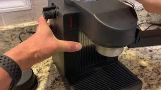 Melitta MEX1B Espresso/Cappuccino Machine