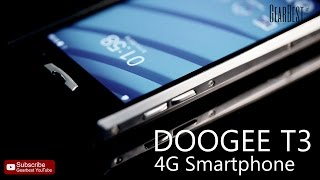 Luxury Cellphone: DOOGEE T3 4G Smartphone - Gearbest.com