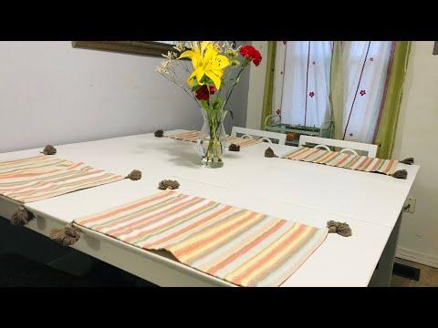 DIY ll Dinning Table Makeover