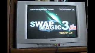 How To Use Swap Magic 3.6 Plus On Slim Line PS2
