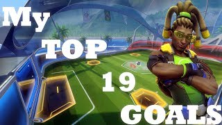 My Top 19 Goals In LucionBall