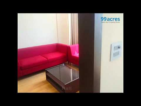 1 BHK Serviced Apartment for sale in Global Foyer Palam