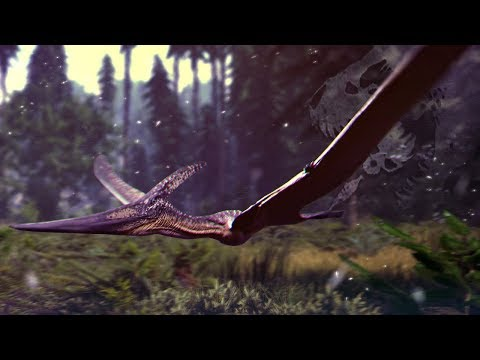 A SURPRISE FROM DEVELOPERS!! - The Isle - Pteranodon Reveal, Isla Nycta TYPE-D H Strain! - Gameplay