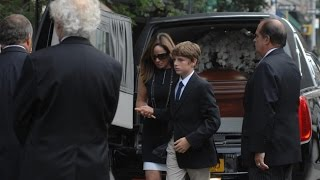 Joan Rivers funeral -  Melissa Says Goodbye