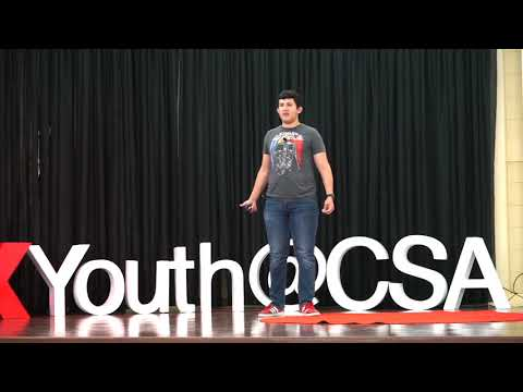 History, a solution to the world's problems | Andres Peralta | TEDxYouth@CSA