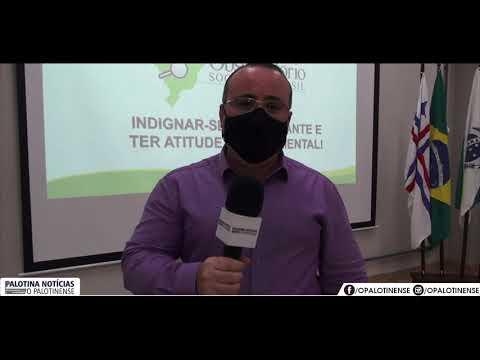 Observatório Social de Palotina realizou apresentação do 12º relatório quadrimestral