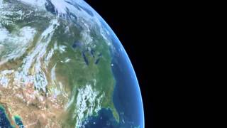 Huge Meteor Impact - Direct Hit Simulation - 20 Miles From NewYork City