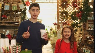 Holiday Hot Cocoa Stand Scam | What Would You Do? | WWYD