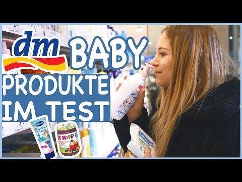 BABY PRODUKTE  für TEENAGER? LIVE HAUL + TEST im DM I GEHEIMTIPPS