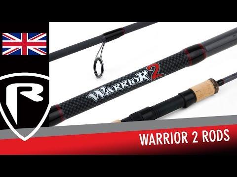 Fox Rage Warrior® II Spin 210 Rods Horgászbot videó