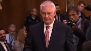 Tillerson: Russia a Danger to US
