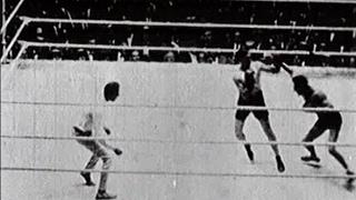 Benny Leonard vs Lew Tendler (27.07.1922)