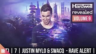 7. Justin Mylo & SWACQ   Rave Alert (Original Mix)