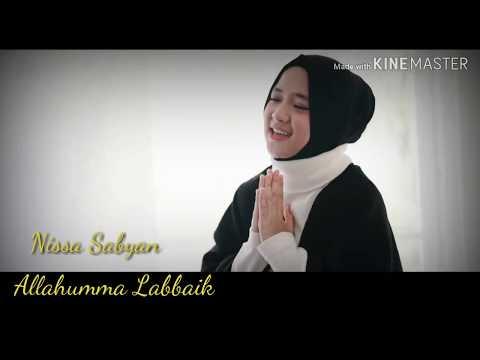 ALLAHUMMA LABBAIK - SABYAN SAFFANAH (COVER) - M A S Music