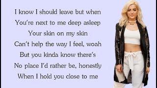 Bebe Rexha - (NOT) THE ONE (Lyrics)
