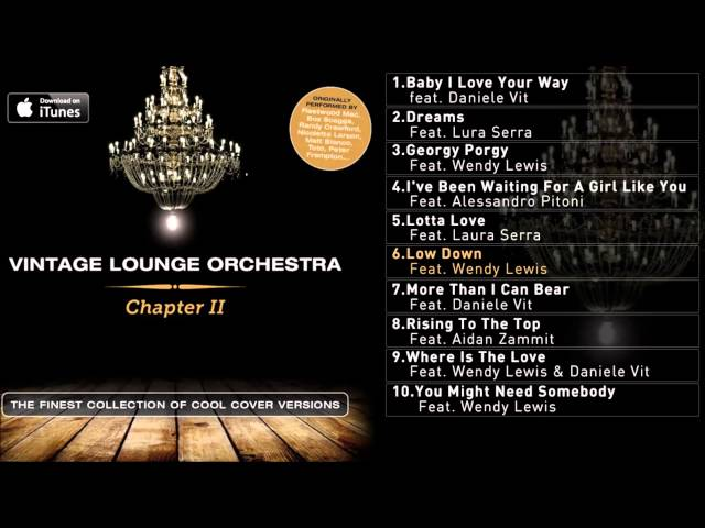 Vintage Lounge Orchestra - Chapter Two [Full Track Album Pre-Listen]
