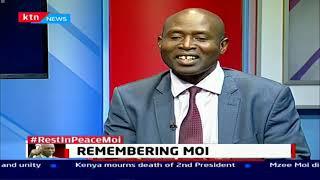 Global Peace Foundation CEO Daniel Juma eulogizes Moi, describe him as a man who loved peace