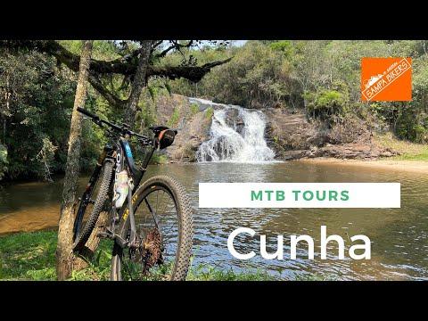 Video MTB Tours em Cunha