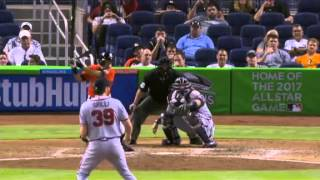 Marcador: El hit 2,939 de Ichiro Suzuki