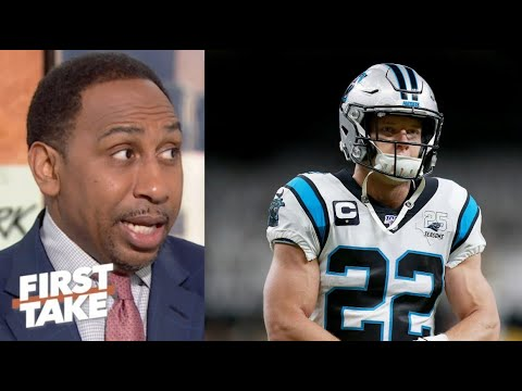 """[BREAKING] Stephen A. SHOCKED Christian McCaffrey expected to be out """"multiple weeks"""""""