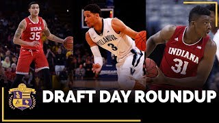 Lakers 2017 NBA Draft Day Roundup: Picks Trades More