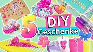 Kindergeburtstag Geschenke Originell Verpacken 免费在线视频最佳